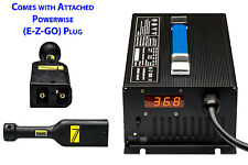 New 36 Volt Golf Cart Battery Charger 18 Amp 36V Ez Go Club Car Powerwise Style