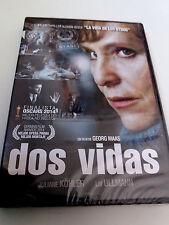 """DVD """"DOS VIDAS"""" PRECINTADO SEALED GEORG MAAS JULIAN KOHLER LIV ULLMANN"""