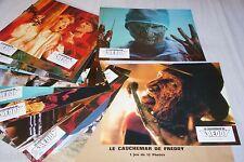 LES GRIFFES DE LA NUIT 4 le cauchemar de freddy !  jeu photos cinema lobby cards