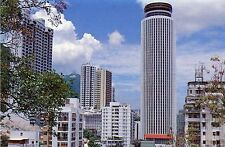 Alte Postkarte - Hongkong - The cylindrical building