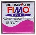 FIMO CERNIT - 1 panetto di Fimo Soft - 61 porpora