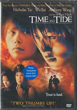 Time and Tide (DVD, 2001)  Trust is Fatal    Nicolas Tse  Wu Bai  Anthony Wong