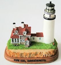 MINIATURE Mini LIGHTHOUSE Figurine CAPE COD, Massachusetts - NEW AP165N