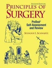 Principles of Surgery Self-Assessment and Review (1998, Paperback)