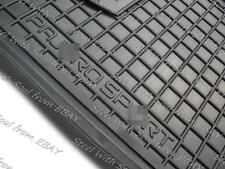 Fully Tailored Rubber / Car Floor Mats for MITSUBISHI PAJERO MONTERO SPORT 09—15