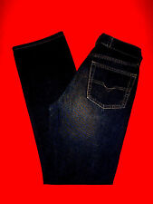 DIESEL INDUSTRY JEANS ORIGINAL ITALY DARK BLUE DENIM W26 L30 NEUW.!!! TOP !!!