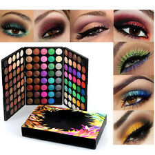 120 Colors Makeup Eye Shadow Shimmer Matte Cosmetic Eyeshadow Palette Set