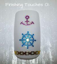 Nail Art Adhesivo-Brillante Premium calcomanía # 420 lsha018 transferencia Wrap vacaciones Oro