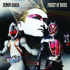 DEMON KAKKA-KAMEN RIDER X WIZARD & FOURZE MOVIE WAR~FOREST OF ROCKS-JAPAN CD C15