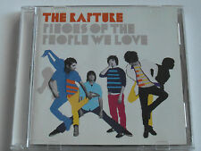 The Rapture - Pieces Of The People We Love (CD Album) Used Very Good
