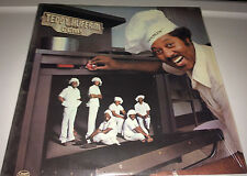 TEDDY HUFFAM AND THE GEMS....COOKIN' Gospel LP (cover rated 9)