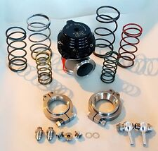 TIAL WASTEGATE MVS 38MM EXTERNAL .3 TO 1.7 BAR ALL SPRINGS (BLACK)
