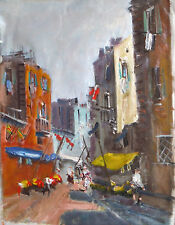 signed original listed US emerging Kevin Francis Doyle late afternoon market coa