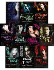 Morganville Vampires Collection Rachel Caine 10 Books Set Series 1 and 2