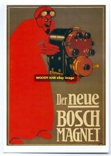 ad1531 - Bosch Magnet - modern advert postcard