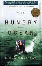 The Hungry Ocean: A Swordboat Captain's Journey by Greenlaw, Linda