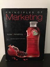 Principles of Marketing by Gary Armstrong and Kotler (2008, Hardcover)