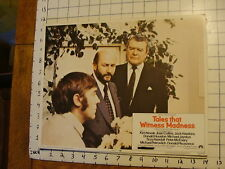 Vintage Lobby card: 1973 TALES THAT WITNESS MADNESS # 7, Joan Collins; Kim Novak