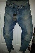 G-Star Arc Loose Tapered Fit de Superdry Nuevo con Etiquetas W 31 L 32