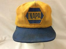 Trucker Hat Baseball Cap Patch NAPA Retro Vintage Cool Quality Rare Rave