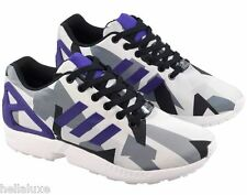 ~NEW~Adidas ZX FLUX Geo-Camo Running 8000 TORSION Boost 700 gym Shoes~Mens