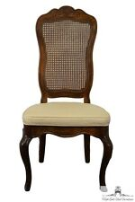AMERICAN DREW Country French Cane Back Dining Side Chair