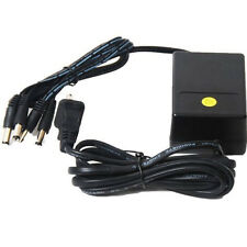 4 Channel 12V DC CCTV Security Camera Power Supply Adapter 100-240V AC Inpu