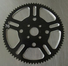 GoPed Pocket Bike Performance Parts GSR Sprocket Gear Thrust 76 Tooth
