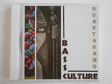 BASS CULTURE : GUANTANAMO / N'DIAYE CLAUDE || CD ALBUM | PORT 0€ !