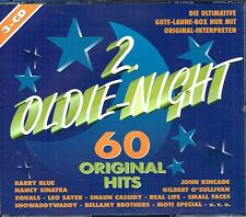 (3CD's) 2. Oldie-Night - The Equals, Oliver Onions, Hot Shot, Vanity Fare, u.a.