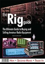 RSGB RIG GUIDE The Ultimate Guide to Amateur Ham Radio Equipment Value