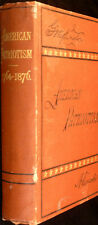 American Parriotism: Speeches, Letters, Other Papers, Ill. The Foundation of USA