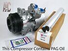 A/C Compressor Kit for Nissan 370Z 2009-2013 All Trims & Models Remanufactured.