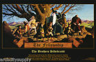 POSTER: FANTASY : THE FELLOWSHIP by HILDEBRANDT BROS.- FREE SHIP ! #589 LC8 D