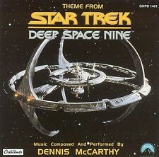 THEME FROM STAR TREK: Deep Space Nine - CD
