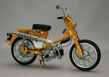 Honda Hunter Cub C105H 1963 Yellow 1:10 Model 10025 EBBRO