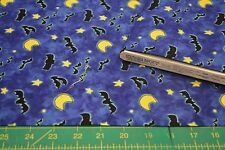 SOUTH SEAS - MIDNIGHT MONSTERS- HOLLOWEEN 38252-495 NEW QUILT COTTON * 1.5 Y EOB