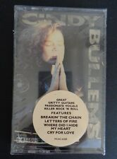 CINDY BULLENS Music Cassette MCA Records Free Shipping 1989 Sealed NEW