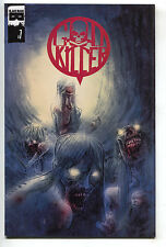 Godkiller Walk Among Us 7 Black Mask 2015 NM Ben Templesmith
