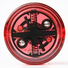 Duncan Reflex Red Yo Yo Original PLUS 3 FREE NEON STRINGS YEL/ORG/GREEN
