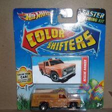 Mattel  Hot Wheels Color Shifters - Easter Coloring Kit - Rescue Ranger