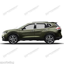 For: NISSAN ROGUE; PAINTED Body Side Mouldings Moldings Trim 2014-2016