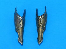 Hot Phicen Demon Huntress LEG ARMOR SHIN GUARDS spartan armor 1/6 Scale toys