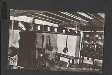 Vintage Black/White Postcard Kitchen Mint House Pevensey Sussex  unposted