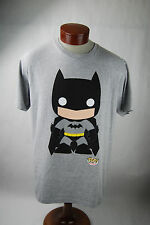 Batman Pop Heroes DC Comics T-Shirt - Men's Large