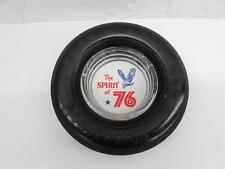 Vintage The Spirit of 76 Firestone Steel Radial 500 Rubber Tire Ashtray