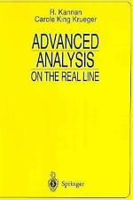 Advanced Analysis: on the Real Line (Universitext)-ExLibrary
