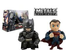 METALS Die-Cast Batman v Superman - 2-pack Duo set M9 10 cm Jada Toys