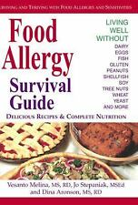 Food Allergy Survival Guide: Surviving and Thriving with Food Allergie-ExLibrary