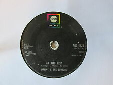 "Danny & The Juniors-At The Hop-ABC 4123-Vinyl-7""-Single-Record-1970s"